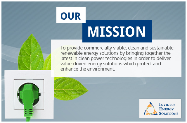 Renewable Energy Solutions - Invictus Energy Solutions